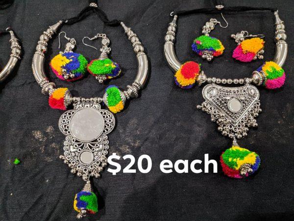 Oxidised Jewellery