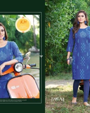 Casual Kurti – Catalogue Bansari